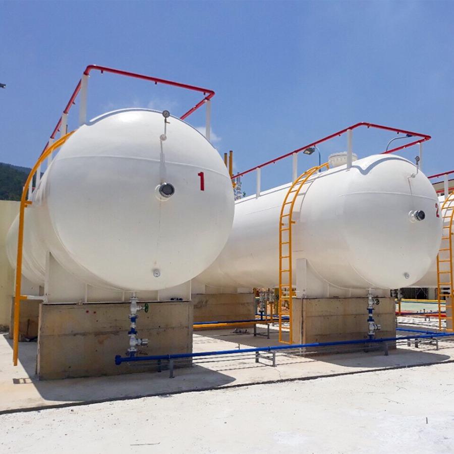Kho gas - Hệ thống gas