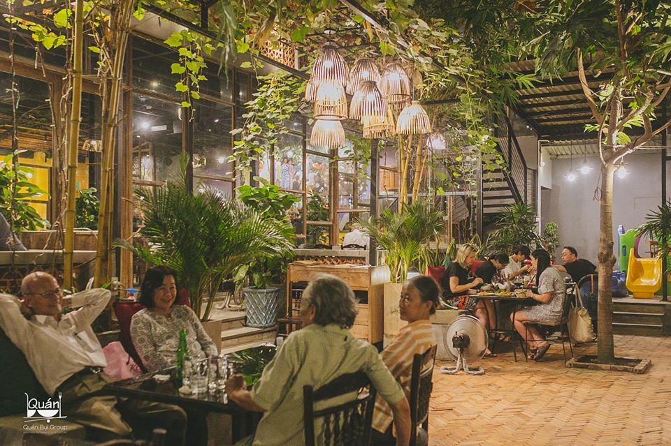 Chuỗi nhà hàng Quán Bụi