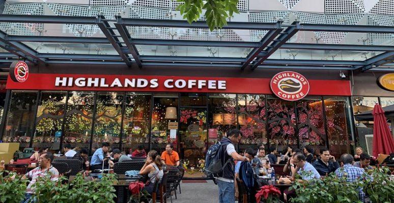 Chuỗi quán Highlands coffee