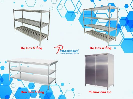 Toàn Phát cung cấp thiết bị bếp cho khách sạn
