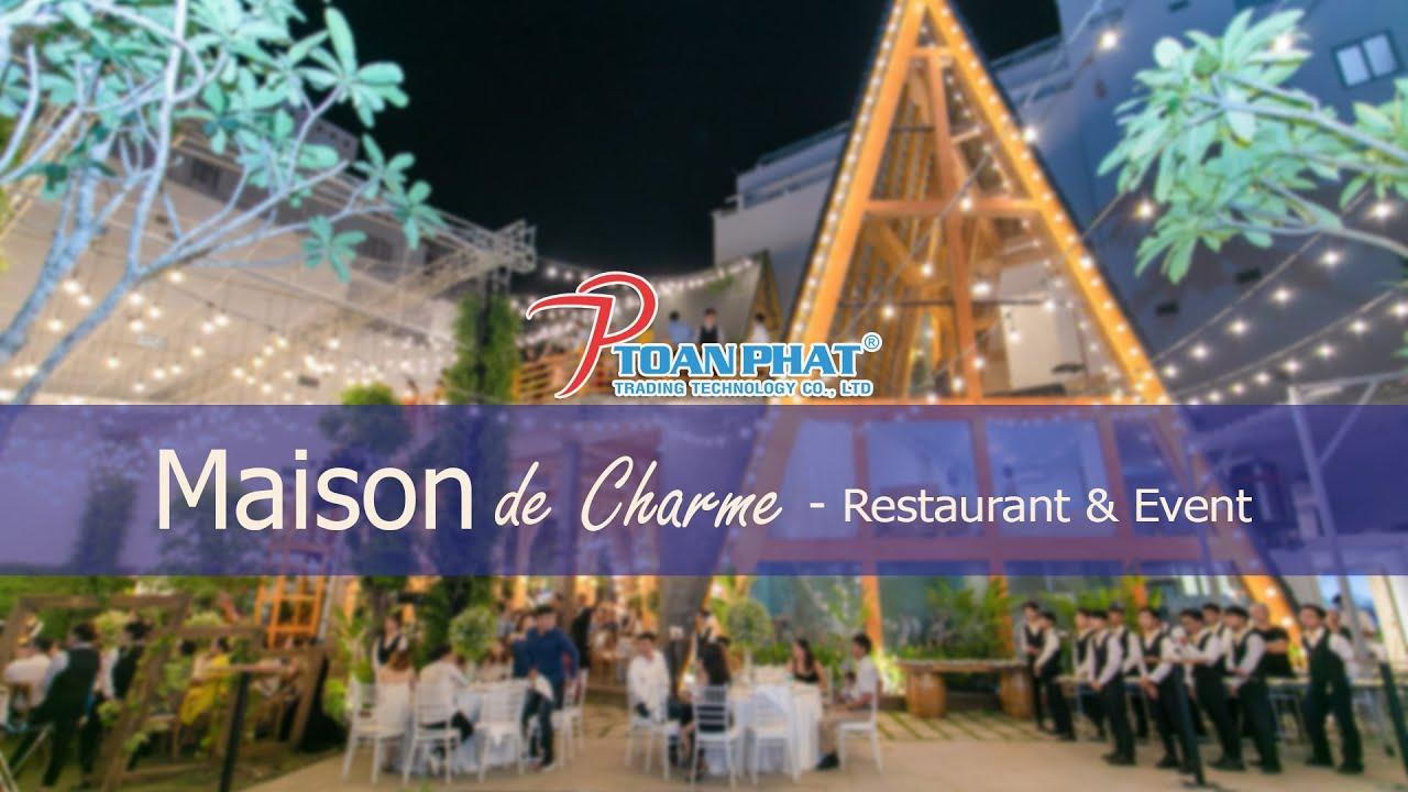 Nhà hàng Maison de charme