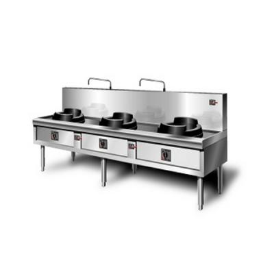 Ưu điểm của bếp Á ba công nghiệp
