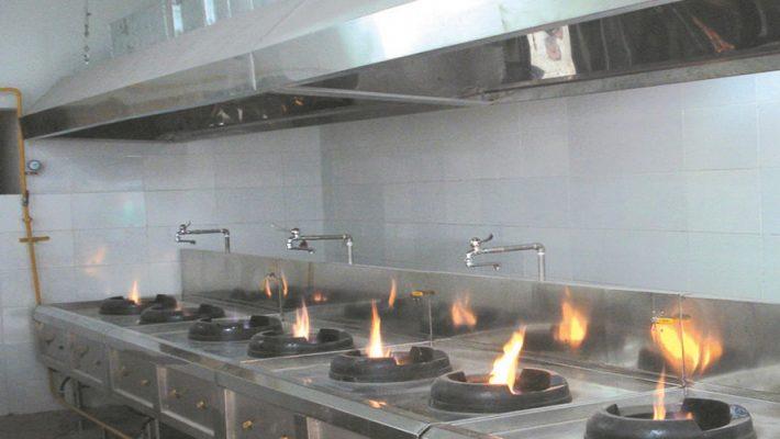 Bếp gas công nghiệp Wonderful 7B - Thiết bị nhà bếp hoàn hảo