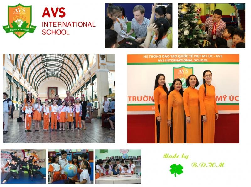 Công ty cổ phần đào tạo Việt Mỹ Úc