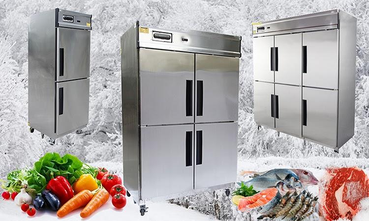 Tủ mát công nghiệp – chọn lựa hoàn hảo cho không gian bếp nhà hàng