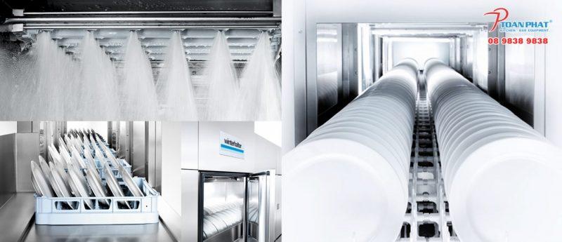 Tại sao các nhà hàng nên đầu tư máy rửa chén công nghiệp.