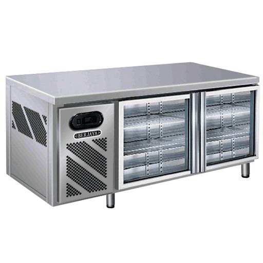 3 loại tủ lạnh, bàn lạnh quầy bar phổ biến nhất hiện nay
