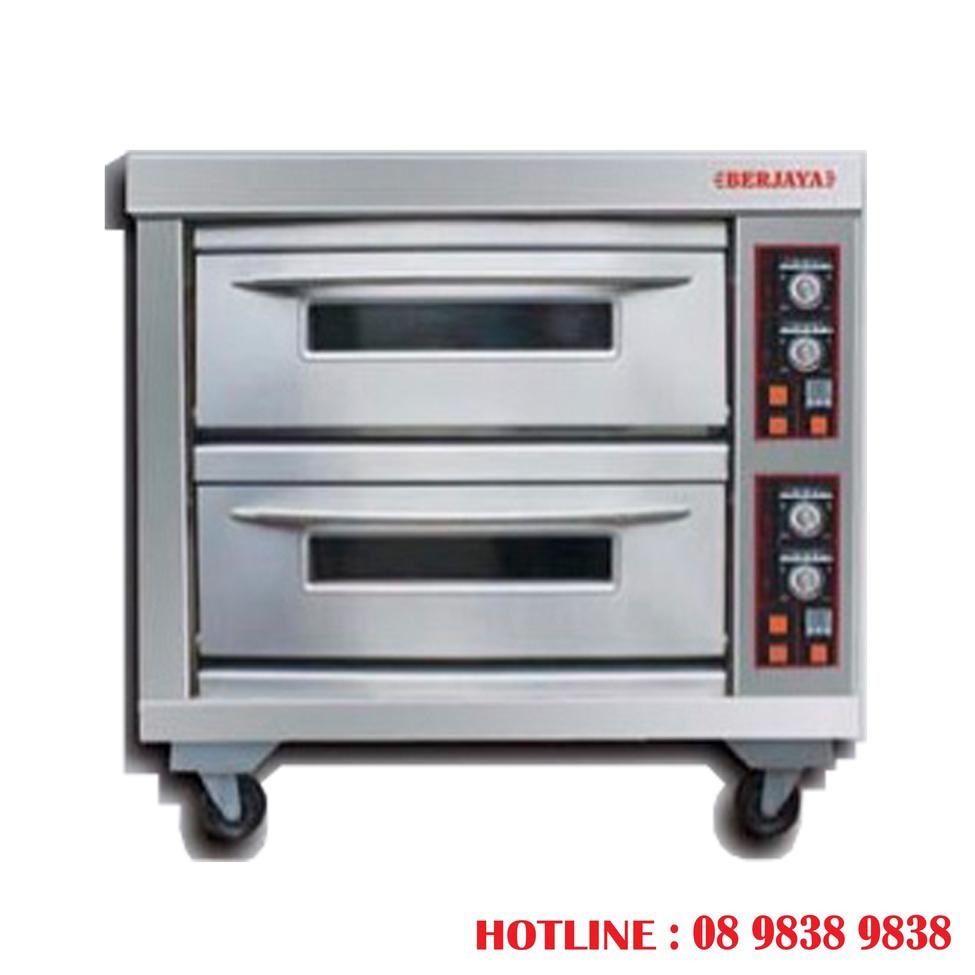 Lò nướng bánh công nghiệp